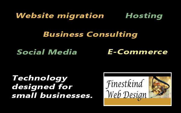 Finestkind Web Design