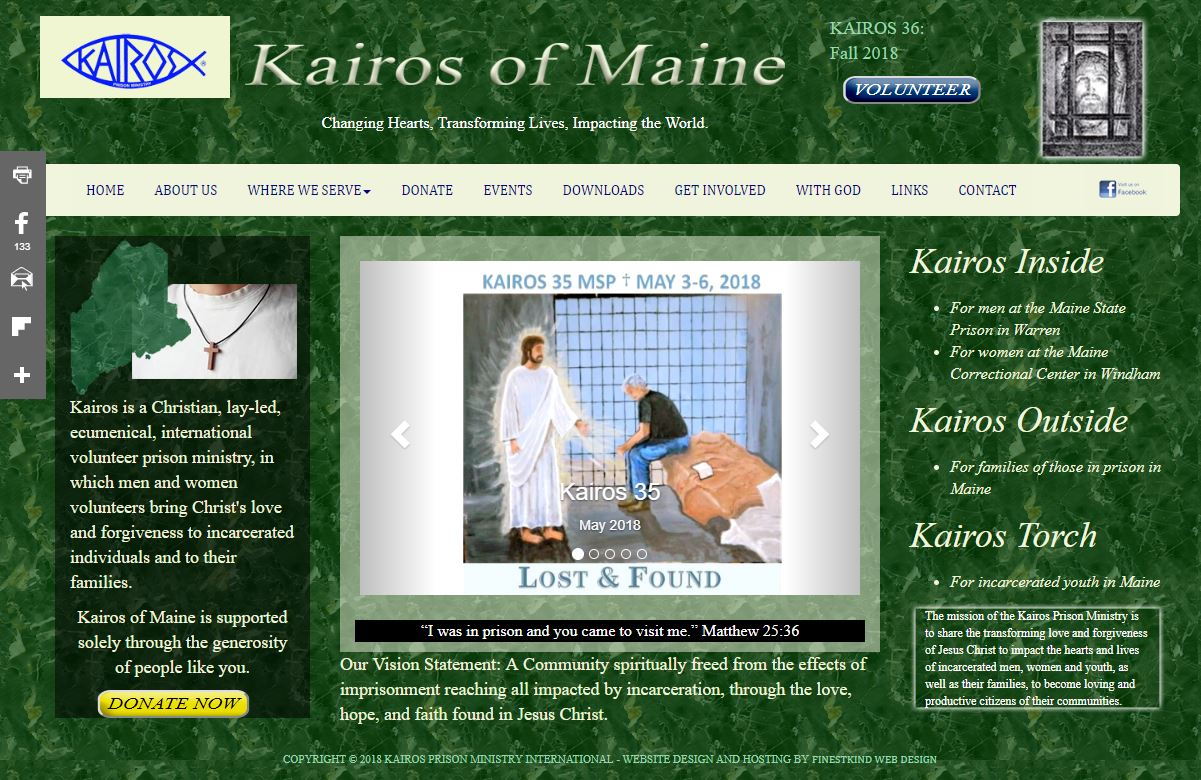 Kairos of Maine Screen Shot